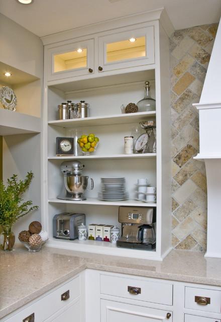 Modern English Countryside traditional-kitchen