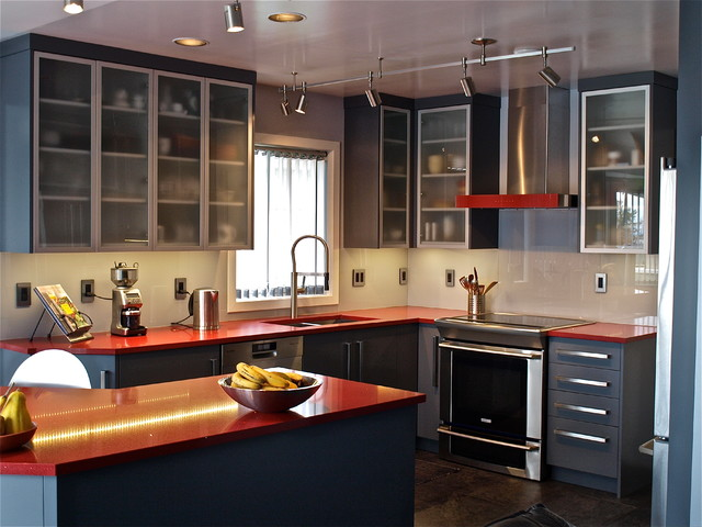 Modern european kitchen for European kitchen design