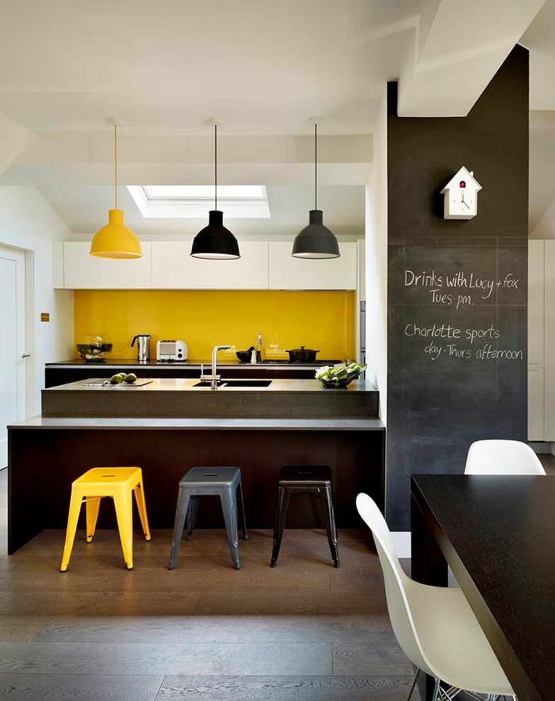 Modern Family Extension Contemporary Kitchen Other By Websters Interiors Houzz