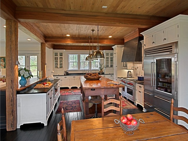 Kitchen Design Works Captivating Modern Farmhouse  Traditional  Kitchen  Richmond Kdw Home . Design Decoration