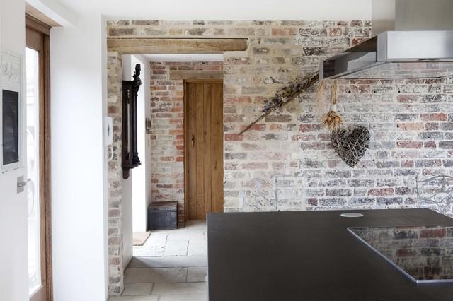 Modern Farmhouse Kitchen farmhouse-kitchen