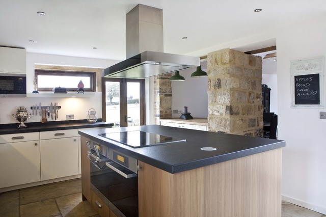 Modern Farmhouse Kitchen Farmhouse Kitchen london by Adrienne Chinn D