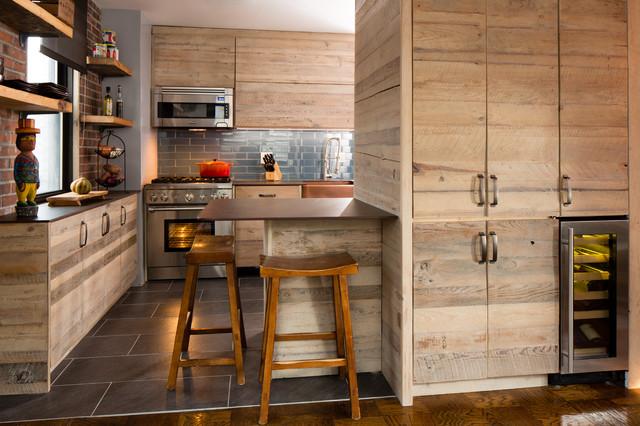 Modern Farmhouse Kitchen Manhattan Style Transitional Kitchen