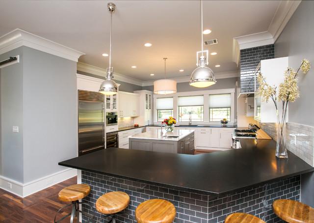 Contemporary Kitchen Cabinets Dallas