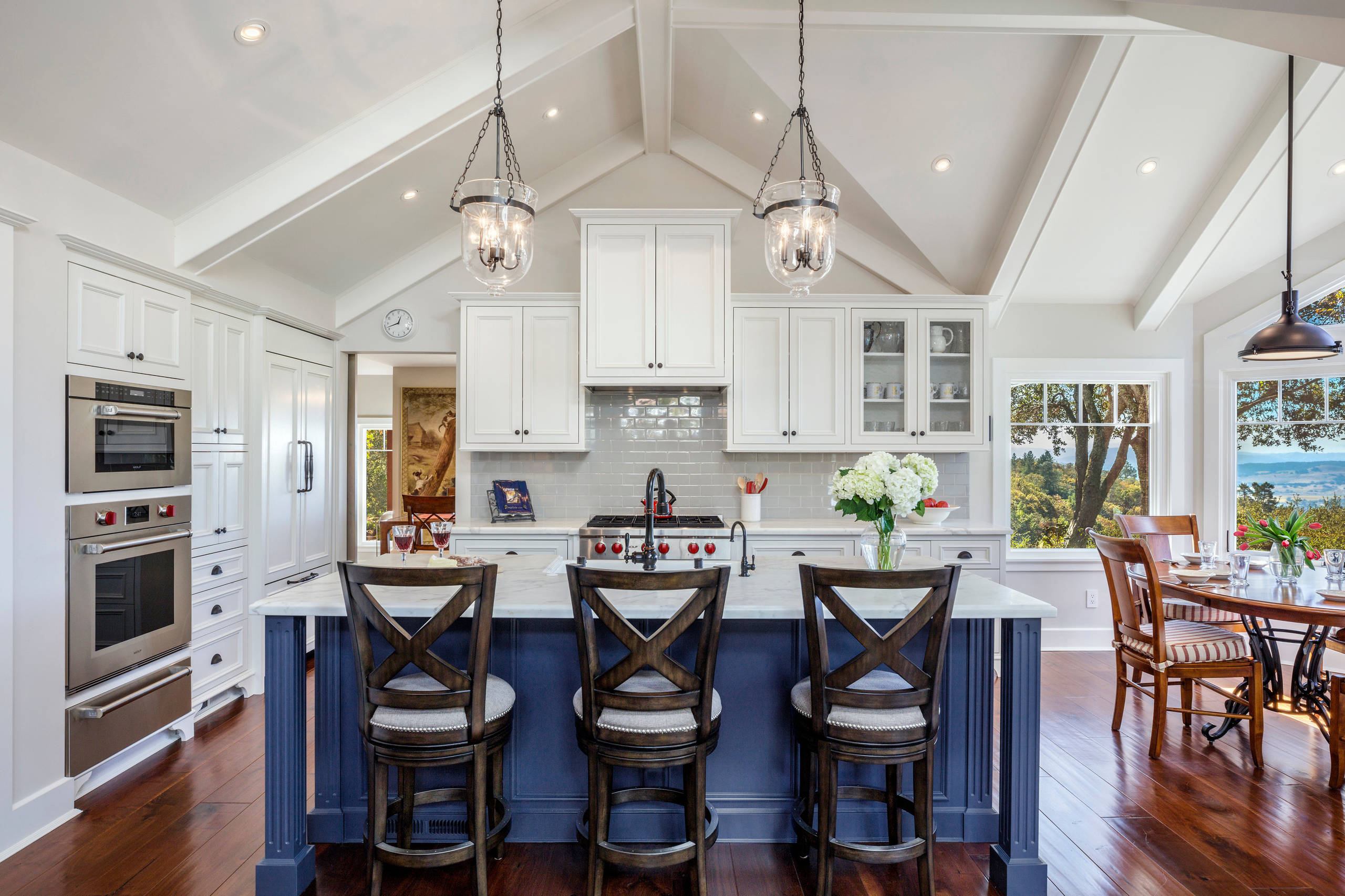 Modern Farmhouse with a Traditional Twist