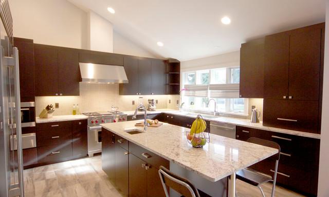 modern feng shui modern kitchen boston by