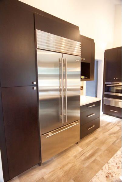 Modern Feng Shui - Modern - Kitchen - boston - by Steveworks LLC
