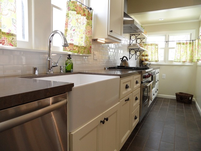 Modern French Chic Kitchen Reno From Conceptual To