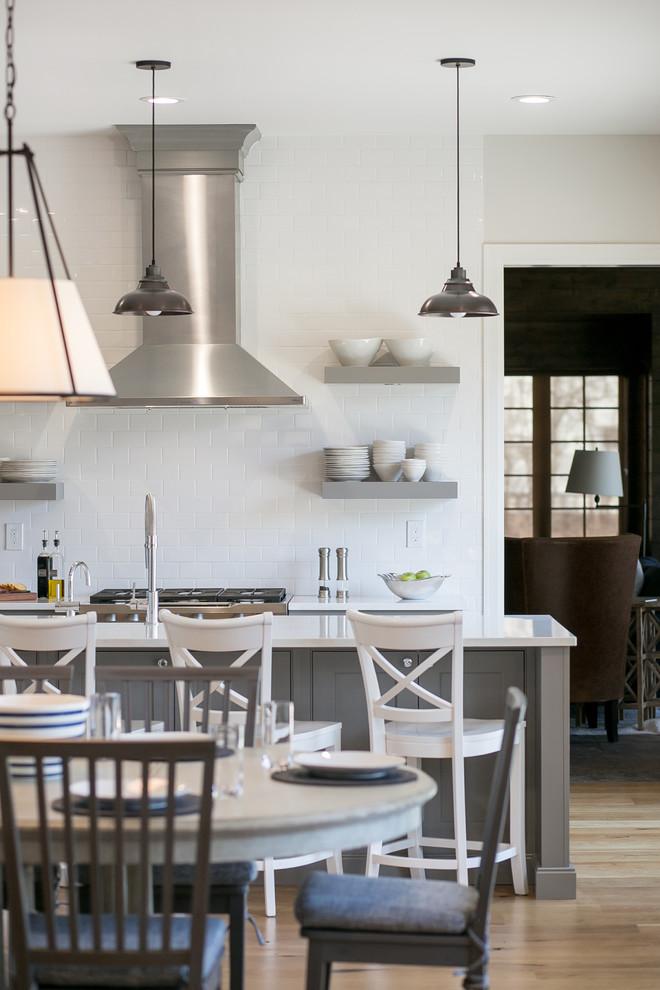 Modern Heritage Kitchen & Bath - Farmhouse - Kitchen ...