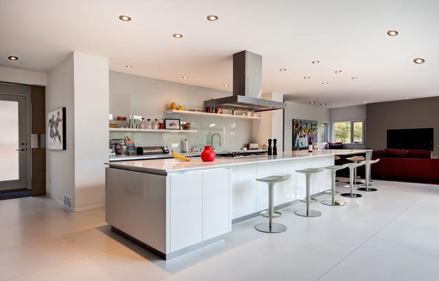 Modern Home contemporary-kitchen