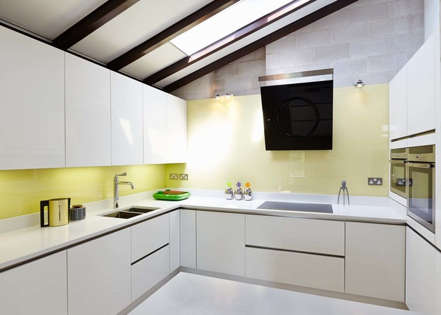 Modern House Cambridgeshire Contemporary Kitchen South East By Residence Interior