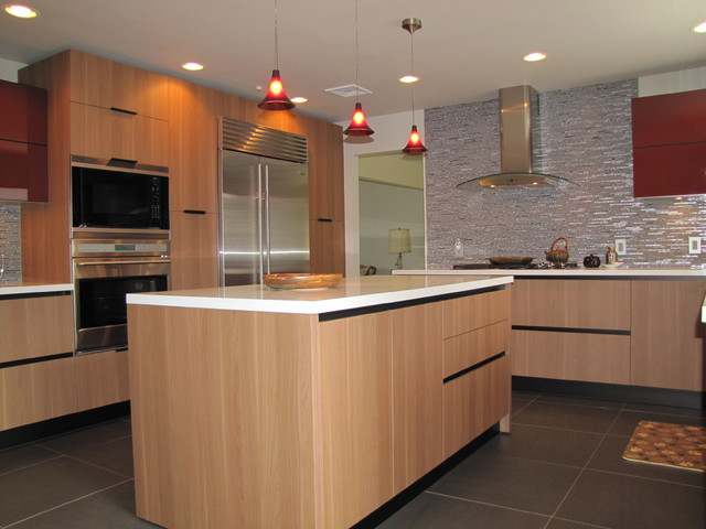 Modern Italian Kitchen modern-kitchen