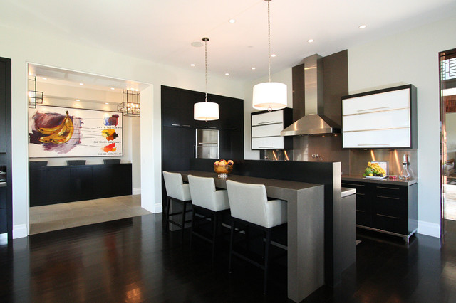 Goldsmith Residence modern-kitchen