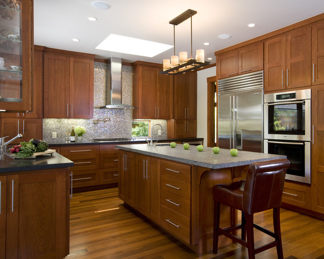 modern kitchen - craftsman - kitchen - san francisco -