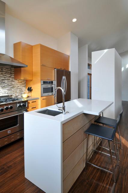 Cloud Residence Modern Kitchen San Francisco By