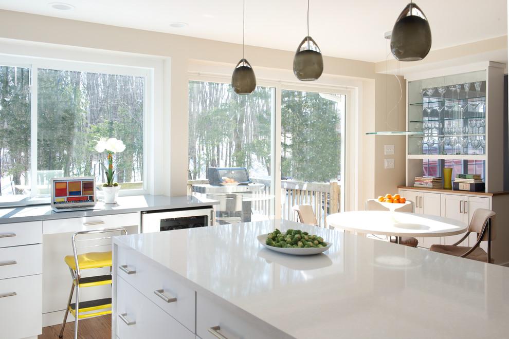 Modern Kitchen & Master Bathroom - Windsor, CT ...