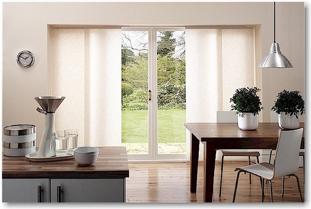 Ideas To Cover Sliding Glass Doors ideas for patio door coverings sliding glass door sliding door sliding door window treatment ideas patio The Art Of The Window 12 Ways To Cover Glass Doors