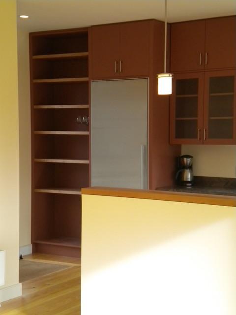Kitchen Modern Kitchen Portland Maine By Blue Hill Cabinet