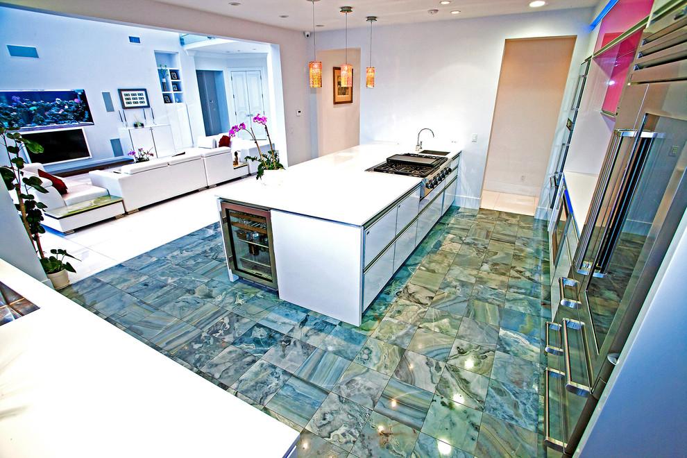 Modern Kitchen by Mal Corboy Cabinets - Modern - Kitchen ...