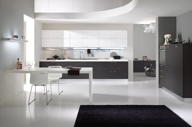 Modern kitchen by spar italy modern kitchen new for Modern kitchen design new york