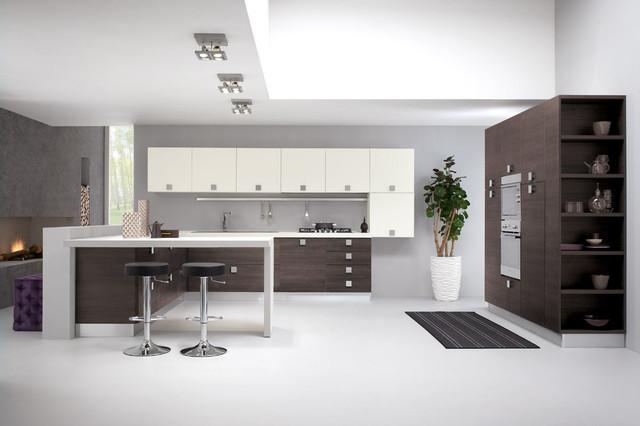 Modern Kitchen By Spar, Italy Modern Kitchen