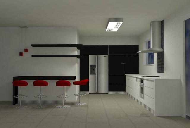 MODERN KITCHEN BY TALIA COHEN ABUTBUL modern-kitchen