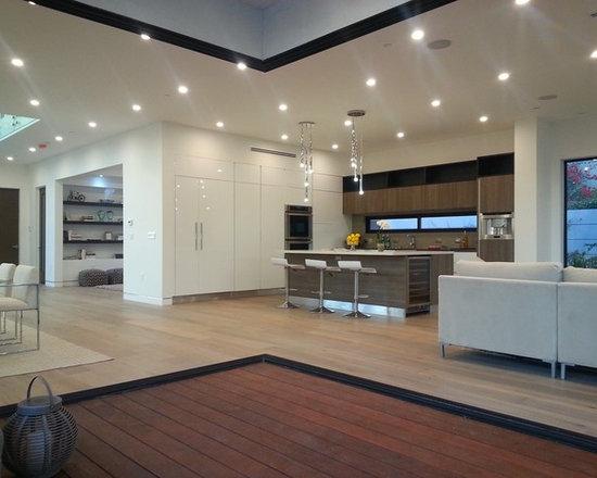 Modern kitchen cabinets -