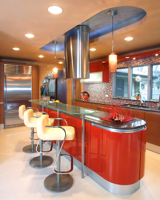 Modern Kitchen Contemporary Kitchen New York By Classic Kitchen And Bath