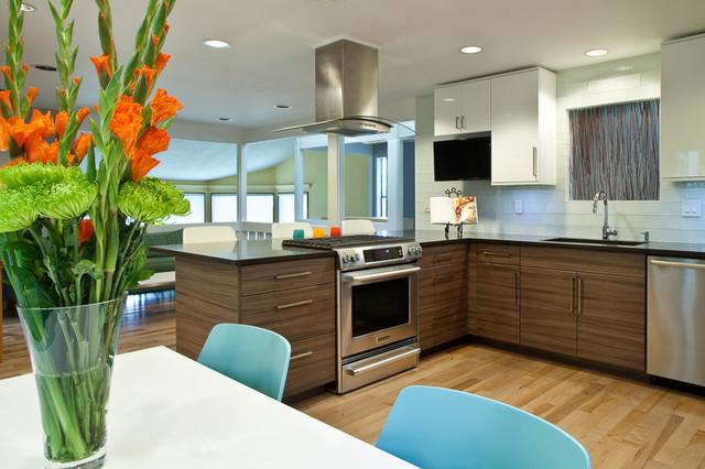 Modern Kitchen Modern Kitchen Seattle By Creative