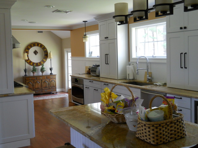 Modern Kitchen traditional-kitchen