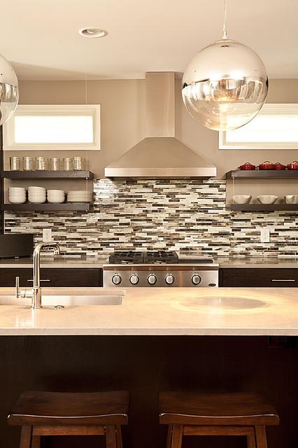 Modern Kitchen - Decatur contemporary-kitchen