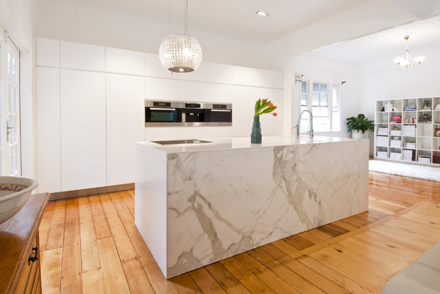 Modern Kitchen Design and Renovation Auchenflower Brisbane Australia  kitchen