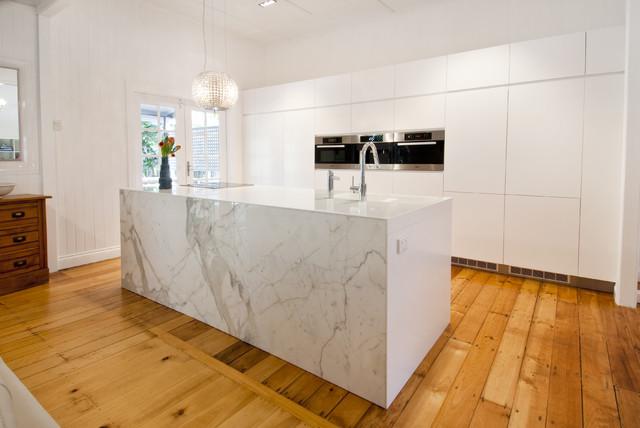 modern kitchen design and renovation auchenflower brisbane