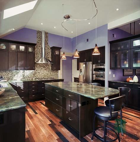 Modern Kitchen Design Contemporary Wichita By Crestwood Inc