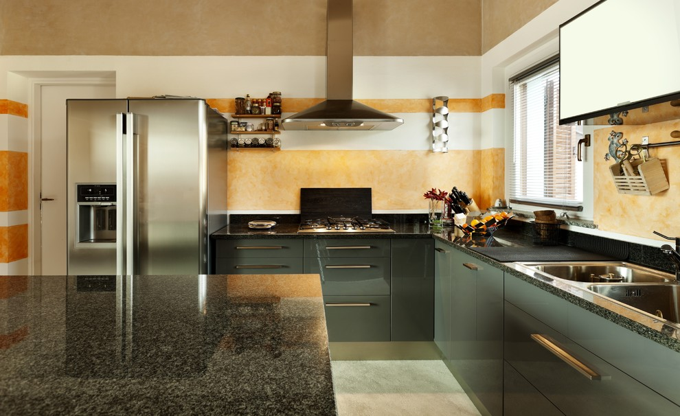 Modern Kitchen Cabinets Las Vegas Modern kitchen design   Modern   Kitchen   Las Vegas   by Modify