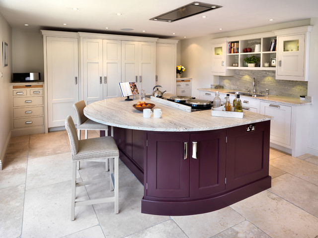 Modern Kitchen Examples Transitional