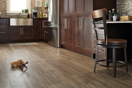 Modern Kitchen by Brampton Carpet & Flooring FloorsFirst Canada