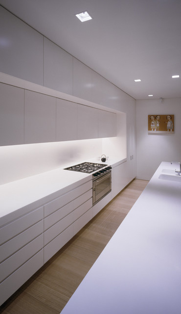 Fink House modern kitchen