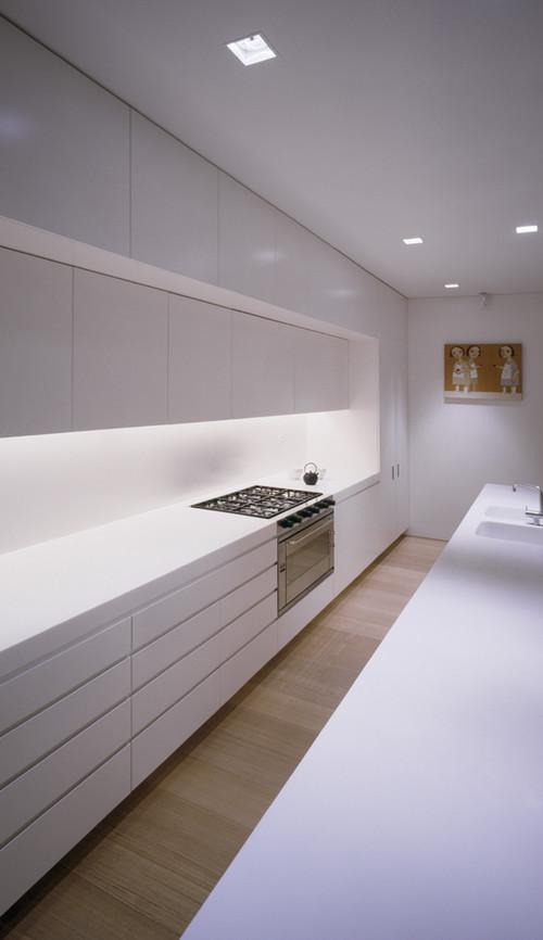 Fink House modern kitchen