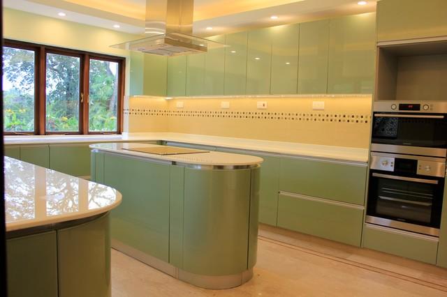 Modern kitchen in nairobi contemporary kitchen other for Bathroom decor nairobi