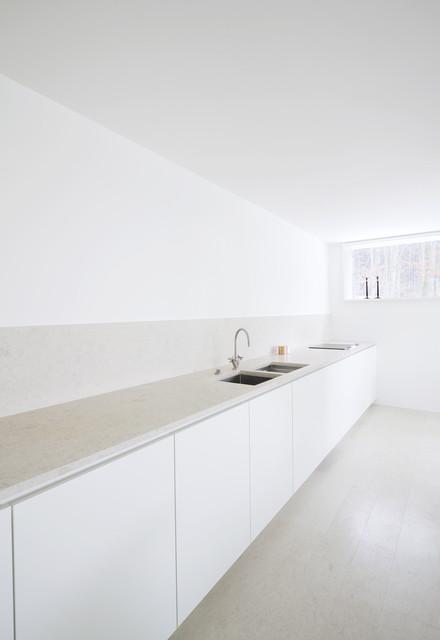 calming kitchen house o by philipp mainzer bauhaus. Black Bedroom Furniture Sets. Home Design Ideas