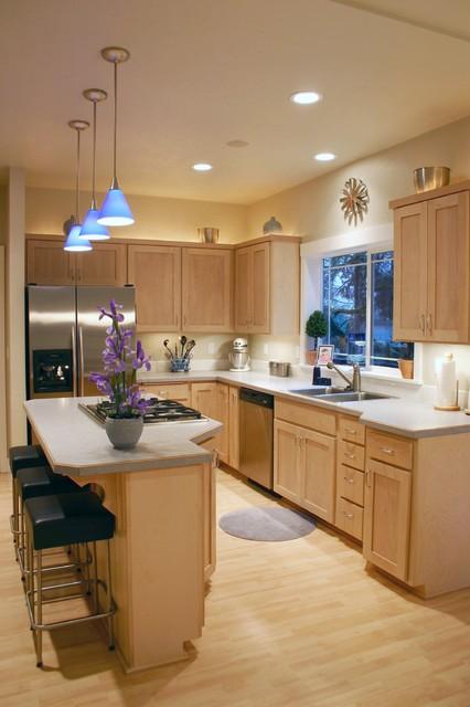 Modern Kitchen traditional-kitchen