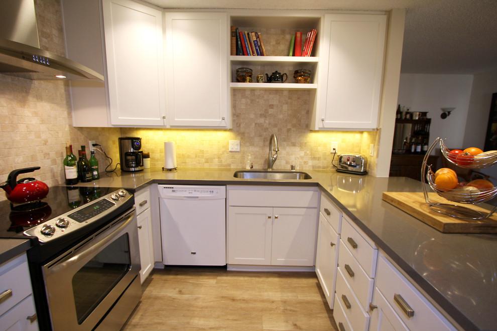 Modern Kitchen - Transitional - Kitchen - Sacramento - by ...