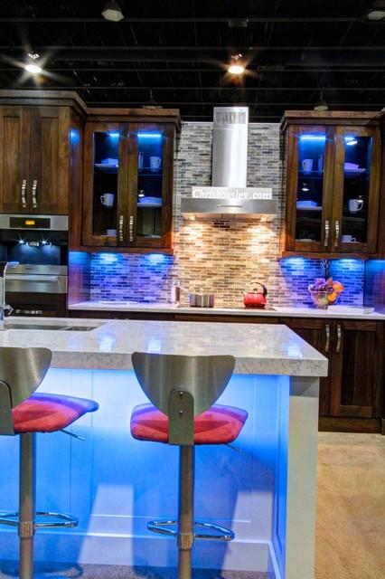 Modern Kitchen Lighting And Cabinet Lighting modern-kitchen