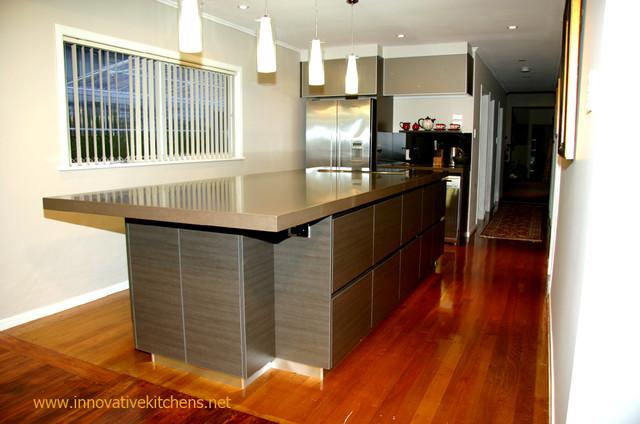 Modern Kitchen Lynfield Auckland 2012 Contemporary