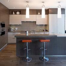 Modern Kitchen - Markham