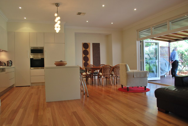 1920s Bungalow Renovation Balgowlah Sydney Modern Kitchen