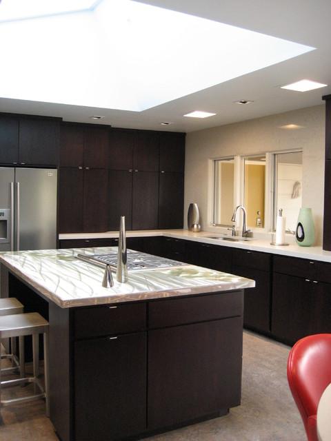 Modern Kitchen Contemporary Kitchen Indianapolis By Misch Bobrick Des