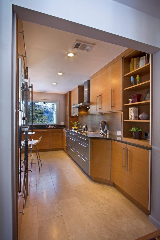 Modern Kitchen - Morristown NJ - Contemporary - Kitchen ...