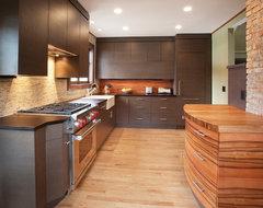 2012 CotY Award-Winning Kitchens modern-kitchen